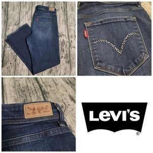 Levi's Perfectly Shaping 512 Bootcut W34 L32 18